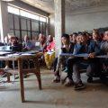 Class room, Masons from Fulpingkot, Sindhupalchowk, Nepal