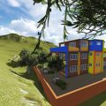 School for Dhading District Nepal